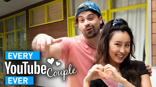 Every YouTube Couple Ever