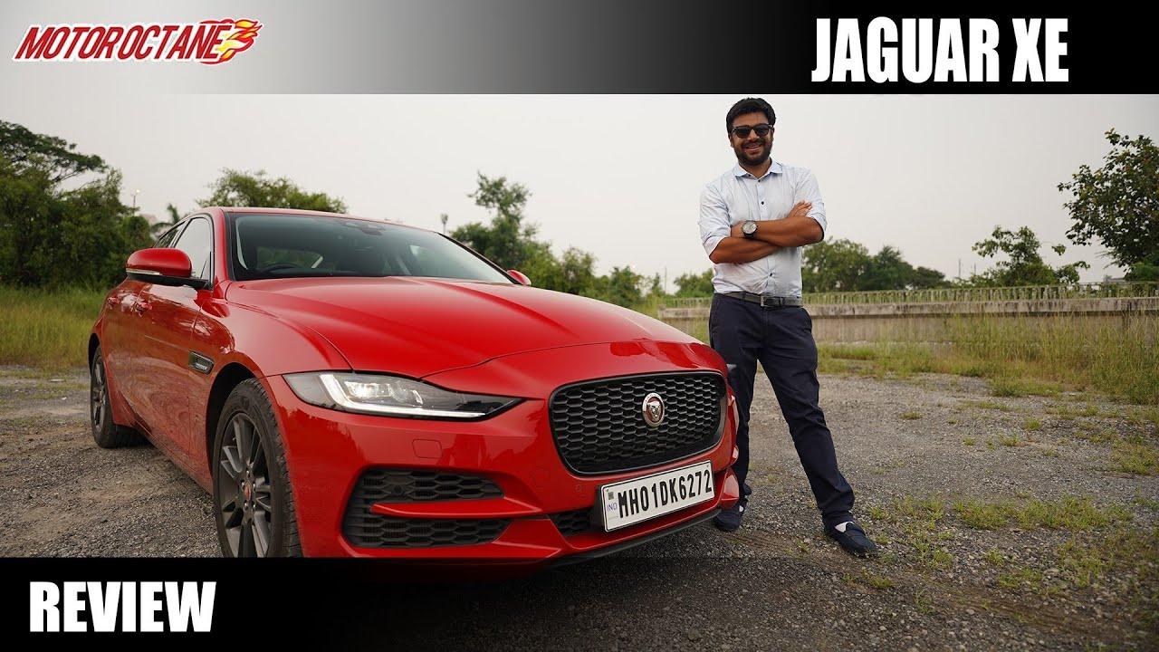 Motoroctane Youtube Video - Jaguar XE Review - Should you consider it?