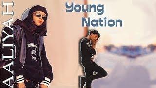 Aaliyah - Young Nation Reaction
