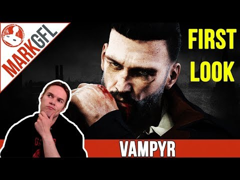 Vampyr First Impressions - Can We Just Eat Everyone?