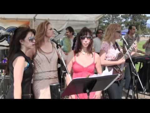 Mt Shasta Eclipse Concert - Groove Perpetrators - Song 3