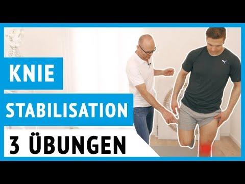 Knieoperation mit Gelenkersatz