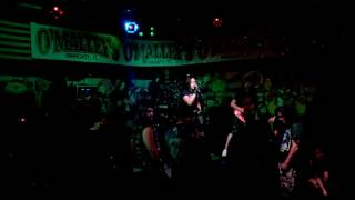 Made Of Metal - Lone Justice (Anthrax Vs S.O.D.Tribute Show) Live at Omalleys Margate, Florida 6