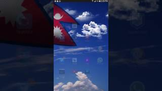 Demonstration of nepali text to speech