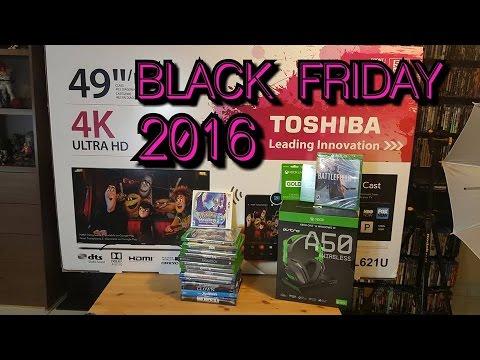 Mis Compras de Black Friday 2016 |Viernes Negro| BEST BUY