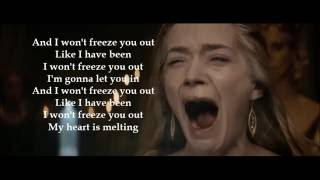 Freeze You Out Sia Lyrics (1 16 MB) 320 Kbps ~ Free Mp3