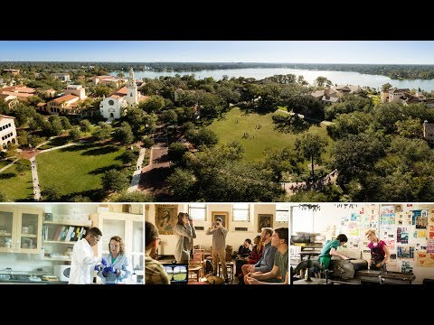 Rollins College - video