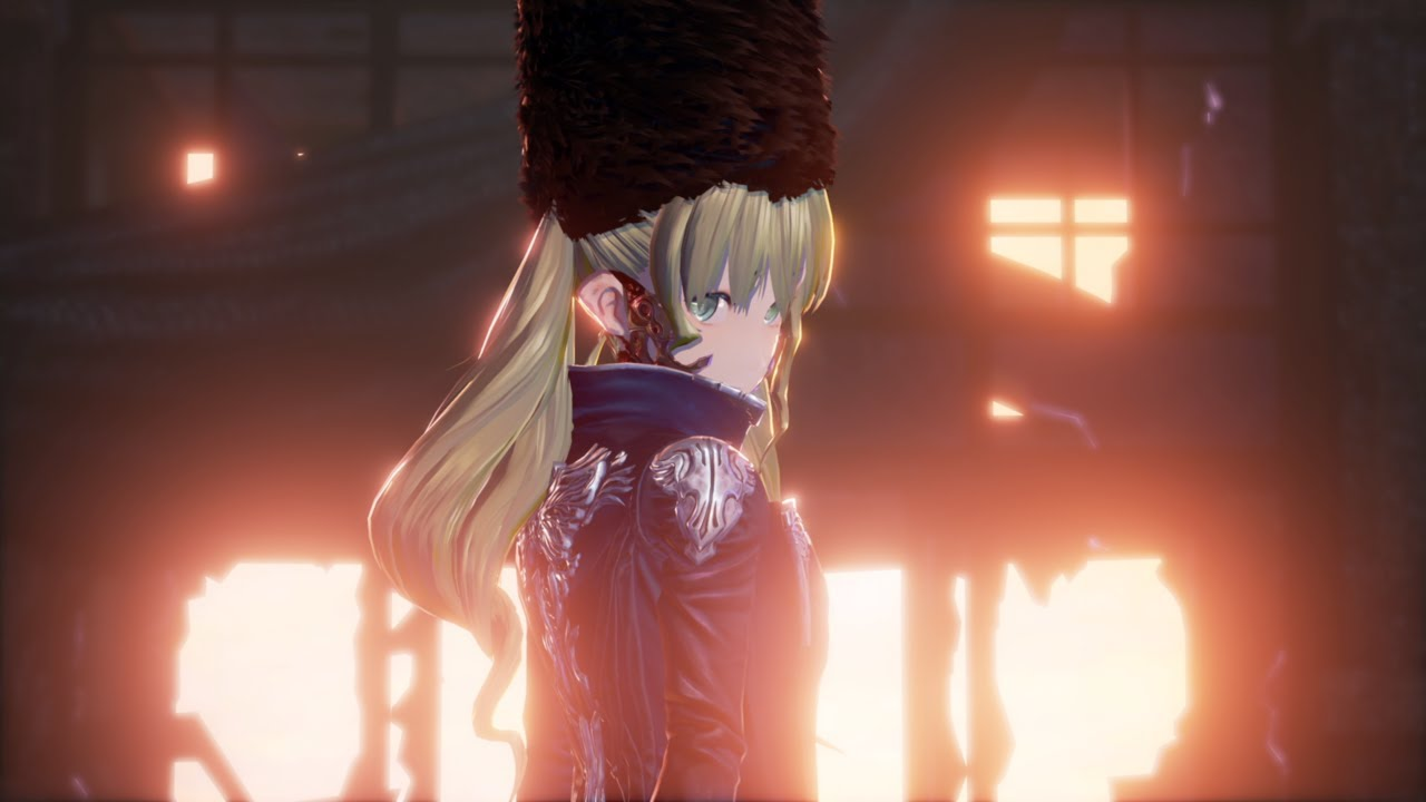 Code Vein (PlayStation 4) video 1
