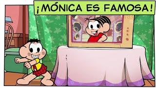 ¡Mónica Es Famosa!   Mónica Y Sus Amigos