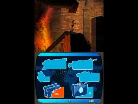 Tomb Raider Underworld Nintendo DS