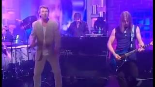 Deep Purple perform Silver Tongue live on Australian TV in 2004.