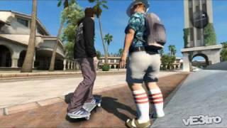 Skate 3 20 Minutes Demo Gameplay (HD 720p)
