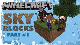 Minecraft: Skyblocks - Ep #01