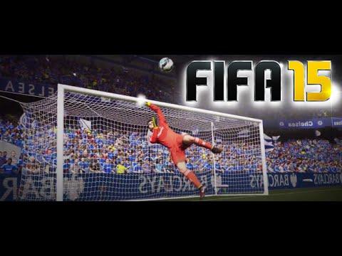 FIFA 15: UN MURO EN LA PORTERÍA