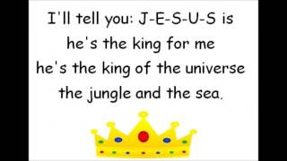 Who's the King of the jungle (Lyric Video)