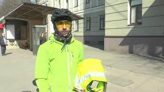 Харків'яни масово пересідають на велосипеди