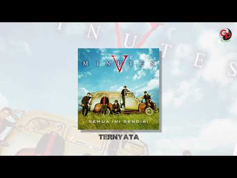 Five minutes   ternyata  official audio