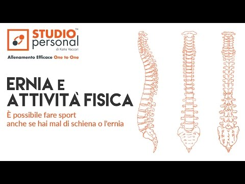 Come guarire lernia di un disco di reparto cervicale