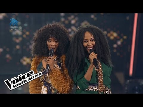 Aura – 'Love On Top' | Live Shows | The Voice SA | M-Net