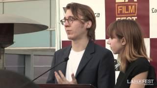 2012 LA Film Fest - Filmmaker Reception with Paul Dano and Zoe Kazan