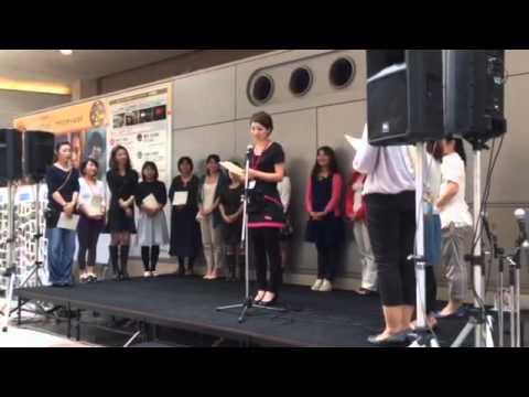 笑顔で働くママのフェスタin神戸Umieで松本真智子講師が受賞!