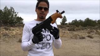 How I Bump Fire My AK Pistol
