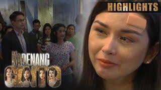 Romina, emosyonal sa kanyang mga natanggap na tulong | Kadenang Ginto (With Eng Subs)