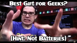 What's the Best Surprise Gift for Geeks?