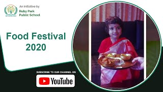 Food Festival 2020 | Little Students Enjoying Delicious Food | Ruby Park Public School Thumbnail