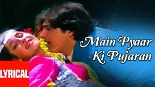 Main Pyar Ki Pujaran Lyrical Video | Hatya | Bappi   - YouTube