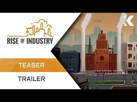 Rise of Industry | Teaser Trailer thumbnail