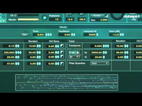 Granular Synthesis with Native Instruments Absynth