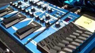 Kings Of Leon's live guitar rigs