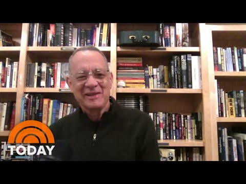 Tom Hanks Talks About His Recovery From Coronavirus And New Film 'Greyhound'   TODAY