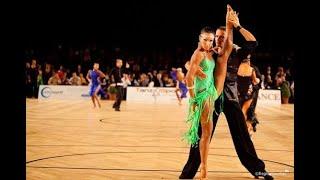 Смотреть онлайн Урок танца Ча-Ча-Ча на русском языке