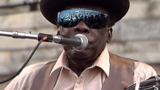 John Lee Hooker - Crawlin' Kingsnake - 8/17/1991 - Newport Jazz Festival (Official)
