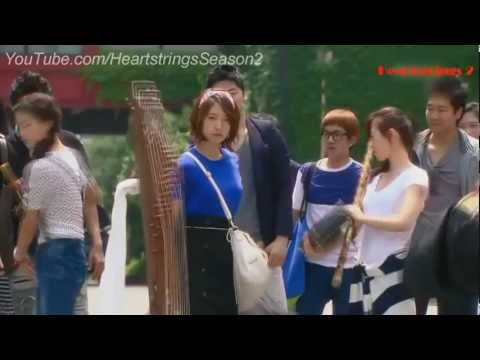[M/V] Heartstrings - So Give Me A Smile (Jung Yong Hwa & Park Shin Hye) [OFFICIAL CLIP]