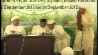 Khhasyim MuzadiFPI ORMAS PALING POPULER DI DUNIA Part 3mpg