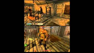 Skyrim vs. Oblivion Graphics Comparison
