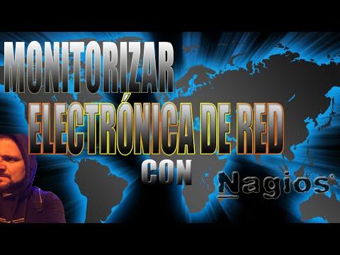 Cómo monitorizar electrónica de red con Nagios (Switches, routers, firewalls)