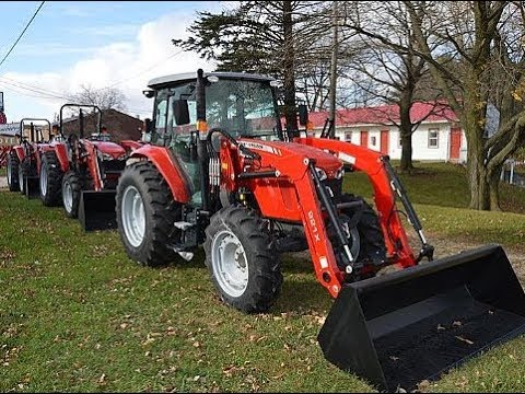 Massey Ferguson 2607H Tractor Price specifications Features