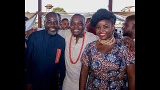 Madam Saje,Bukola Adeeyo,Regina Chukwu & Folorunsho Adeola Storms Yomi Fabiyi