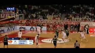 Kennedy Winston's rules...Olympiakos-Panathinaikos