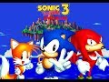 Sonic 3 & Knuckles (PAL) SEGA Mega Drive Soundtrack DVD