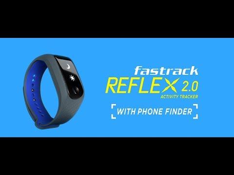 Reflex 2.0 Activity Tracker