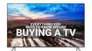 Know These 5 Things When Buying A New TV (4K, HDR & More)