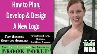 [How to] Develop Design A New Logo [Video]