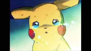 Pikachu Remix Pokemon Red & Blue & Yellow Lavender Town Sad Vr 2