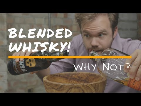 What is Blended Whisky?