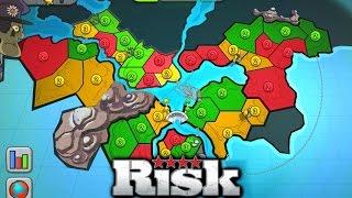 CUSTOM MAP! - RISK FACTIONS (Risk Game 5)